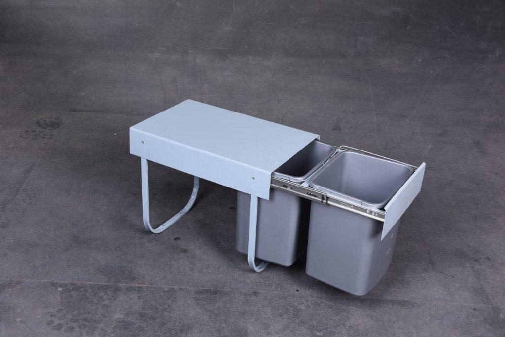 سطل زباله داخل کابینت